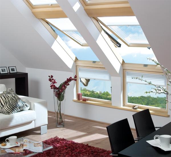 Finestra da tetto fpp v p2 pino naturale doppia apertura for Finestra da tetto