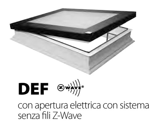 Finestra da tetto fakro scala retrattile a for Velux finestre x tetti