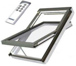 Finestre da tetto elettriche automatiche solari con for Finestre velux istruzioni telecomando