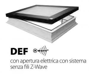Cheap finestra da tetto defd u apribile with costo lucernario for Velux costo