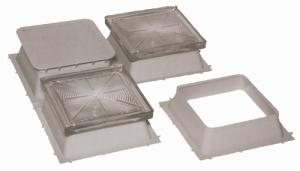Vetromattoni tradizionale vetrocemento mattone in vetro - Finestra in vetrocemento ...