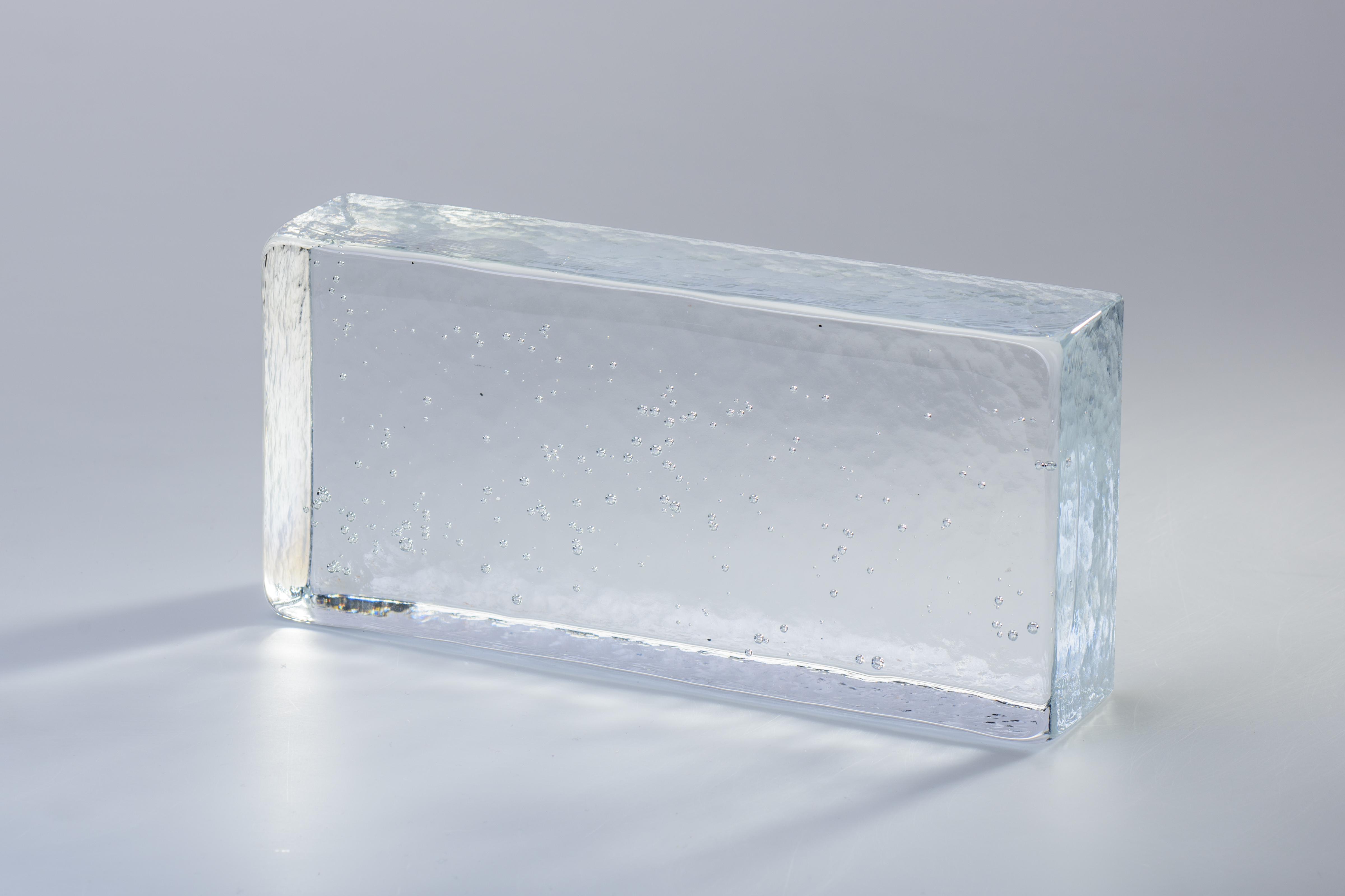 Poesia Brique De Verre mattoni di vetro poesia alternativa artigianale al