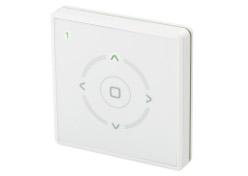 Pulsantiera a muro wireless multicanale ZRW7