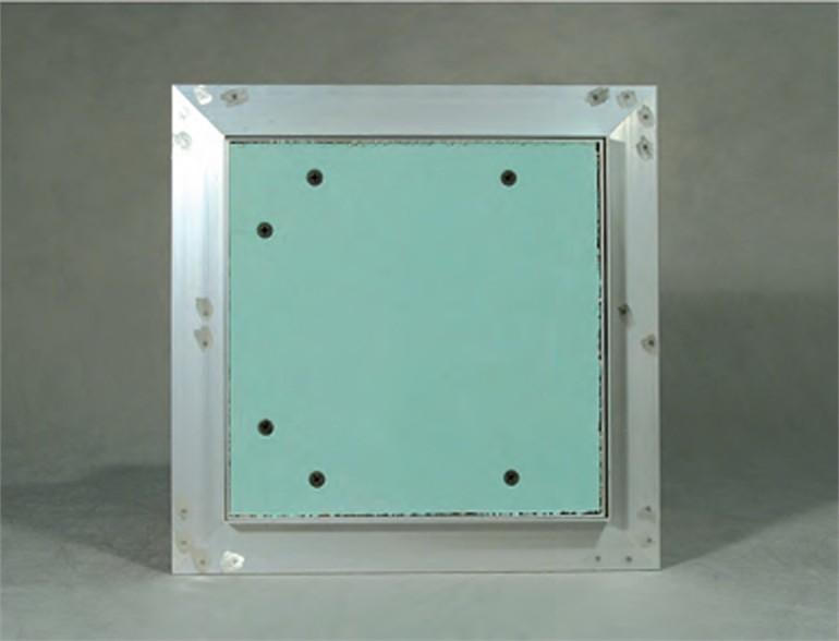 cartongesso Botola d/'ispezione cm 60x20 per cartongesso in alluminio