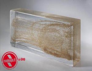 Mattoni di vetro Poesia alternativa artigianale al Vetrocemento o vetromattone tradizionale ...
