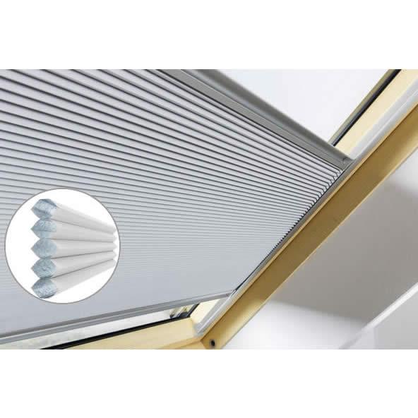 Tenda plissettata apf fakro vendita online a prezzi for Tenda finestra tetto