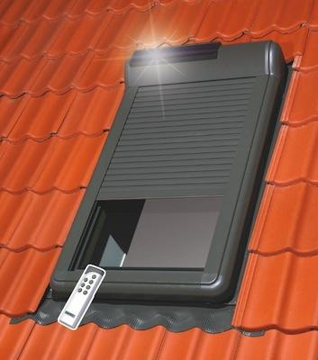 avvolgibile esterno fakro arz solar